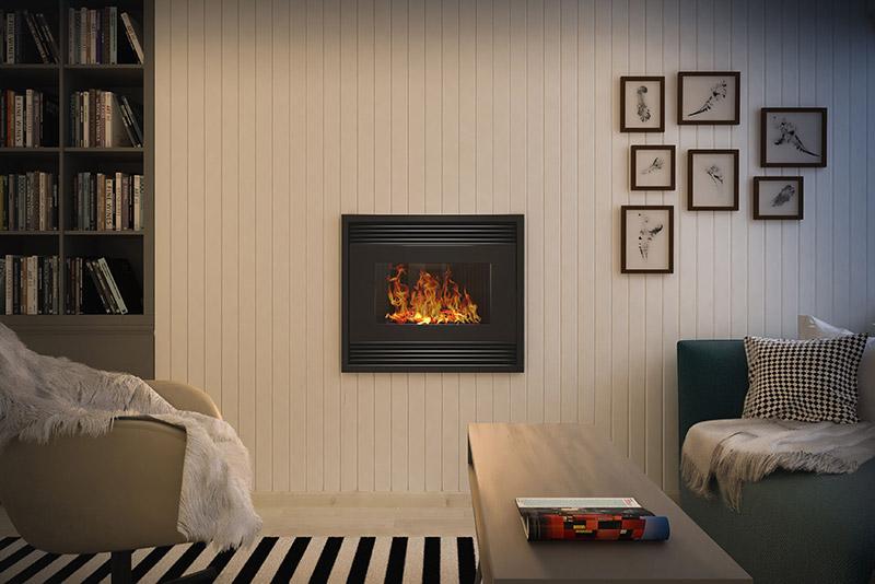 Nordic Fire Pelletkachel Inbouw Boxline 1